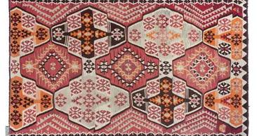 area rug types - kilim rugs